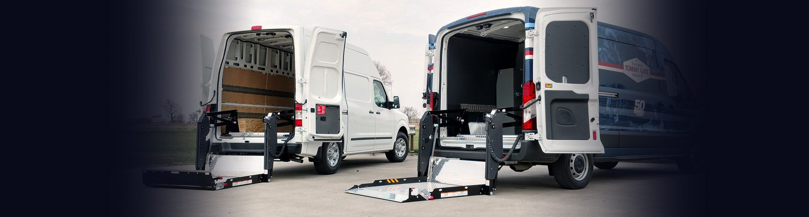 Liftgate Sales, Parts, Service