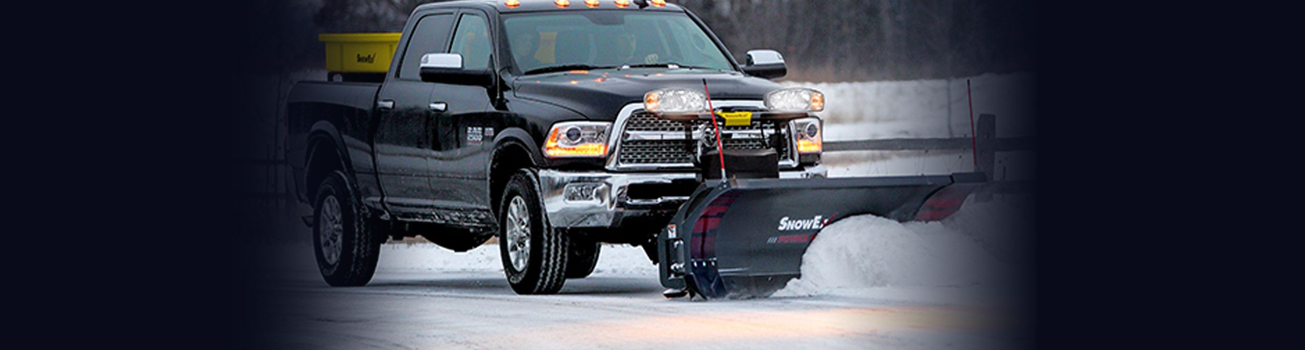 Snow Plow Sales, Parts, Service