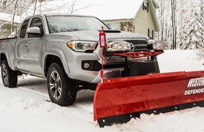 Hydraulic Snow Plows