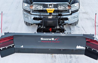 Adjustable Wing Snow Plows