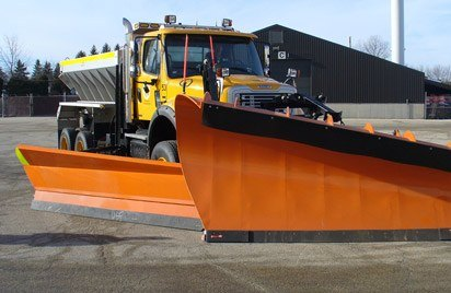 Severe Duty Adjustable Wing Plows