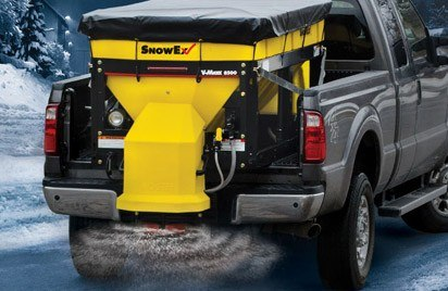 Medium Duty Tailgate Salt Spreaders