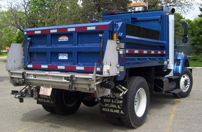 Heavy Duty Tailgate Salt Spreaders